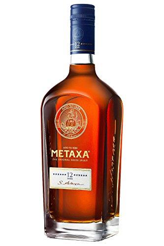 Metaxa 12* Sterne 12 Jahre alt 0,7 Liter