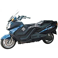 Cubrepiernas tipo saco para moto, modelo R037 de Tucano para Suzuki Burgman 6502003200420052006200720082009201020112012