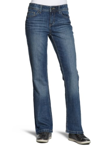 ESPRIT - Jeans boot cut, donna, blu (Blau (946 dark vintage)), 42/44 IT (29W/34L)