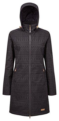 Sherpa Damen Divya Parka Coat XS schwarz -