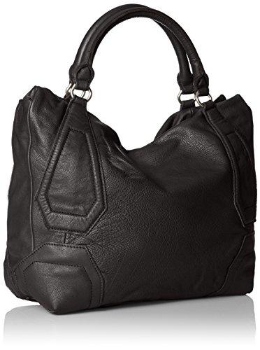Liebeskind Kobe Sac Fourre-tout Shopper cuir 40 cm schwarz