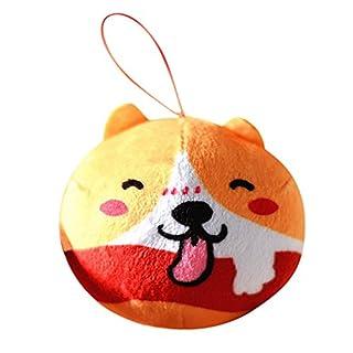 Soft Cute Cartoon Akita Mini Plush Toy Animal Doll Baby Kid Birthday Party Gift
