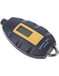 ?LCD Mini portable numérique pneu manomètre testeur de pression pneu pour véhicule