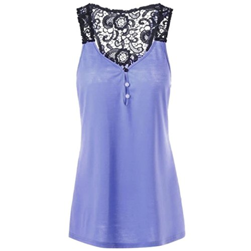 ESAILQ Damen Sommer Frauen Bluse Weg von der Schulter Short Sleeve Feder Druck Muster Jumper Tops Pullover T-Shirt(XXXXXL,Lila)
