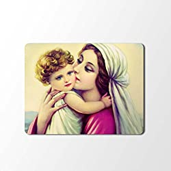 Mothers Day Gifts, Printed Mouse pad for Mom,Designer High Quality Waterproof Coating Gaming Mouse Pad