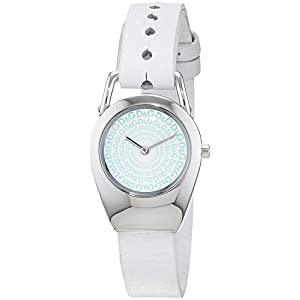 Dolce & Gabbana Reloj Cronógrafo para Mujer de Cuarzo con Correa en