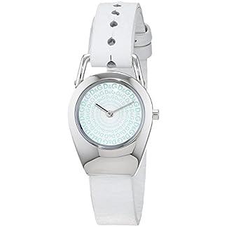 Dolce & Gabbana Reloj Cronógrafo para Mujer de Cuarzo con Correa en Acero Inoxidable DW0202