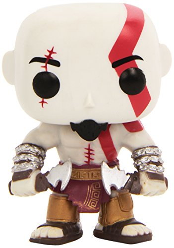 Funko Pop! Games: God of War - Kratos - figuras de juguete para niños (Multi)