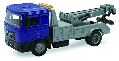 New Ray 15498 – Utility Trucks Man F2000 Towing, Maßstab 1: 43, Die Cast