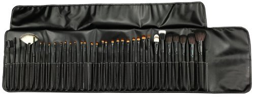 35 PCS Pinceaux Cosm¨¦tiques/Trousse ¨¤ Maquillage Professionnel/Makeup Brush Set