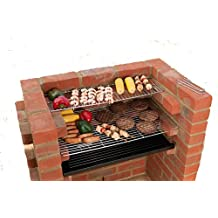 Bkb 101 Black Knight Kit de barbacoa de ladrillos con Ember Guardia.