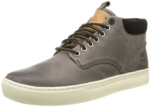 Timberland 2 0 Cupsole, Sneakers Hautes Homme Gris (Grey)