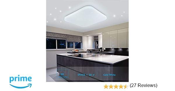 Plafoniera Per Soggiorno Bianco : Plafoniera led bagno cucina camera da letto plafoniere cabina