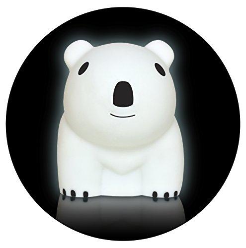 ar LED Nightlight, Baby und Kinder Nachtlicht, Schlummerlicht (Eisbär) (Polar Bear Spiel)