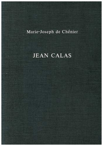 Jean Calas: Tragedie