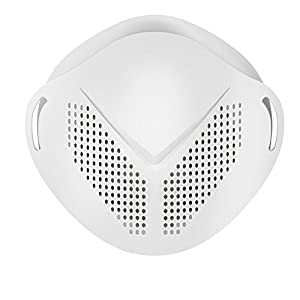 L'émouchet Mini Sleep Sound Machine with 6 Real Non-Looping Nature Sounds, Fan Sounds, White Noise, Timer Option or All-night, Rechargeable Lithium Battery(GAINE M1)