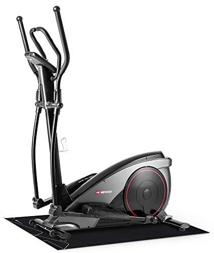Hop-Sport Crosstrainer HS-060C Ergometer Elliptical Heimtrainer mit Bluetooth Smartphone Steuerung - 4