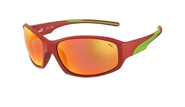 Puma Herren oder Damen Sonnenbrille Trendfarbe 400er UV Schutz scratch protect und Ultraleicht fxnFbwWx