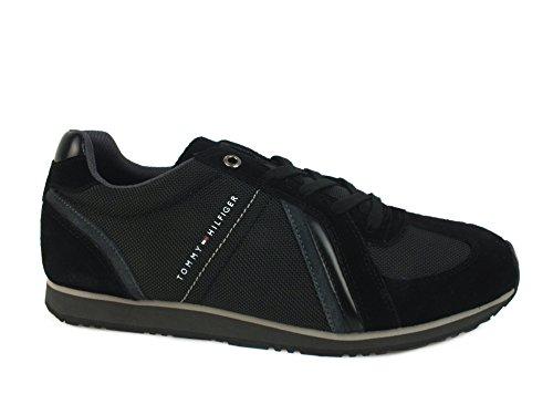 tommy-hilfiger-maxwell-15c-sneakers-uomo-tessuto-black-black-43