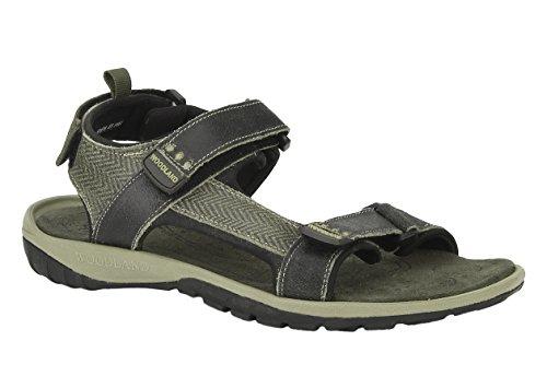 Woodland Men's Khaki Sandals - 6 UK/India (40EU)(GD 2078116)  available at amazon for Rs.1756