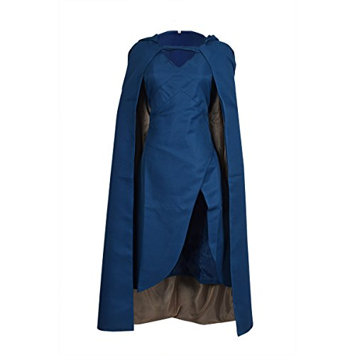 Game of Thrones Daenerys Targaryen Dress Cosplay (Of Thrones Frauen Kostüme Game)