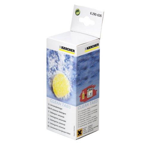 Kärcher Clean Tabs Universalreiniger Profi RM 555, Tabletten 10 St., 6.290-626.0 -