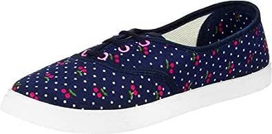 Camfoot Multicolor Sneakers - 2 UK