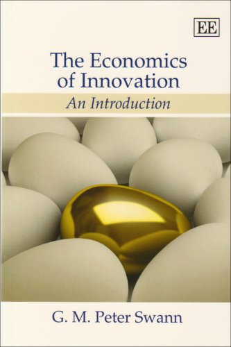 The Economics of Innovation Cover Image