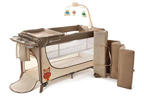 Kinderkraft JOY FULL Babybett Kinder Baby Reisebett Kinderbett Klappbett Laufstall