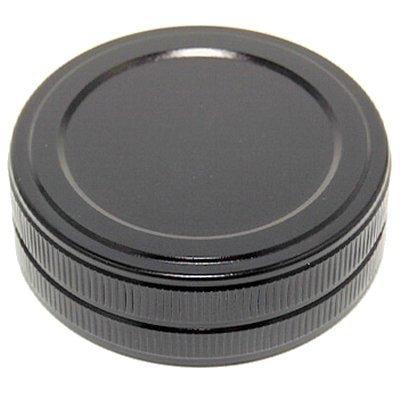 Mcoplus - Metall Filter Container Stack Cap für 67mm Filter