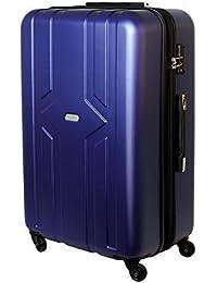 Karry Trolly Trolley Maleta De Carcasa Dura Viajes candado TSA Azul 821