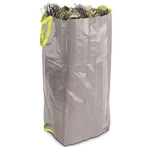 41iGUcrSLHL. SS300  - Lesto Bolsa branchage 200litros residuos de jardín, Gris
