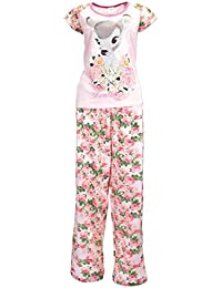 Bambi Ladies Disney Bambi Pyjamas
