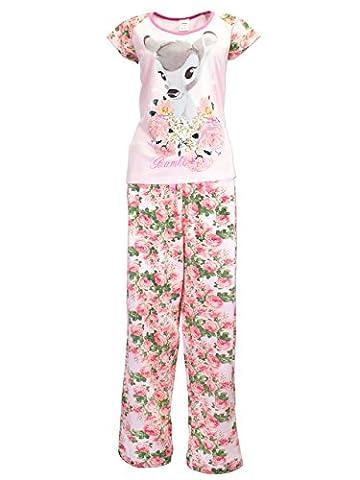 Bambi Disney - Bambi - Ensemble De Pyjamas - Disney