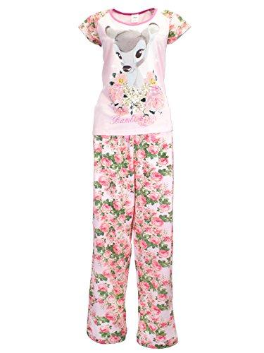 Bambi Damen Disney Bambi Schlafanzug