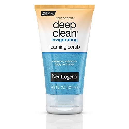 Deep Clean Gel (Neutrogena Deep Clean Invigorating Foaming Scrub - direkt aus den USA)
