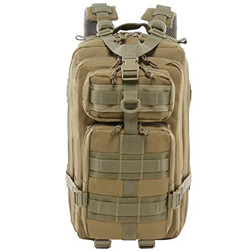 JVSISM Assault Pack Rucksack Wasserdicht Bug Out Tasche Kleiner Rucksack für Au?en Wandern Camping Jagd