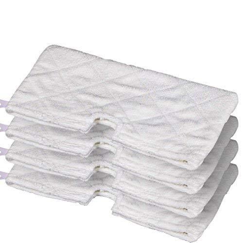 Deals2u365-4x Shark Nettoyeur Vapeur Serpillère Poche couvertures de tampons de Nettoyage pour S2901S3501S3502S3601S3701S3901SM200S3455S4501