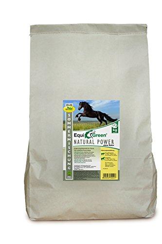 cdVet Naturprodukte EquiGreen Natural Power ohne Hafer 2kg Probiergröße