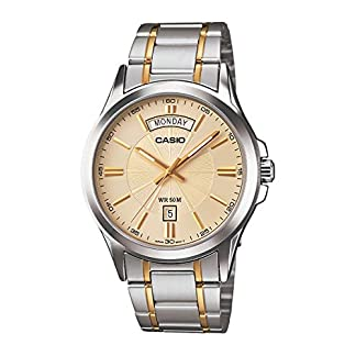 Casio Enticer Analog Multi-Color Dial Men's Watch – MTP-1381G-9AVDF (A843)