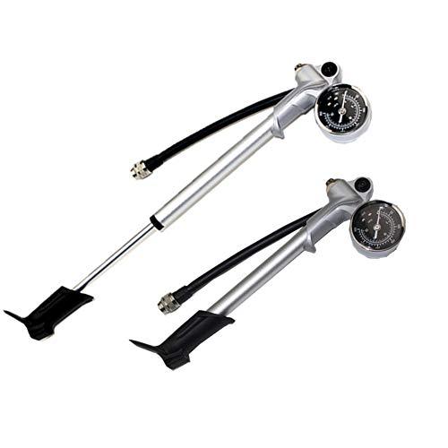 OTO Mountainbike Vordergabelpumpe, Fahrrad-Stoßdämpfer Hochdruckpumpe, tragbares Zubehör -