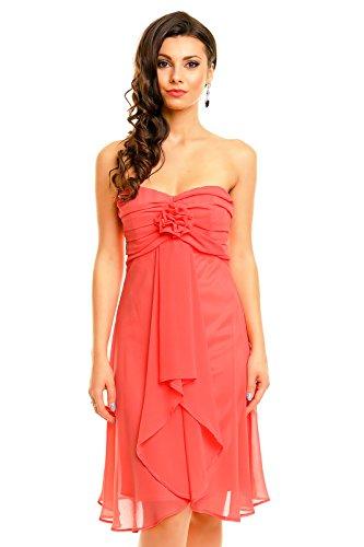 Mayaadi Kleid Spitzen-Kleid Ball-Kleid Fest-Kleid Abend-Kleid Party-Kleid Cocktail-Kleid...