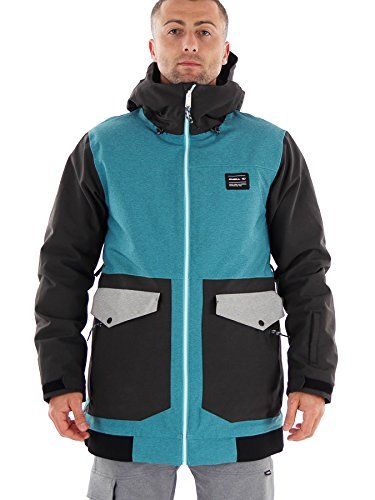 O'Neill Skijacke Funktionsjacke Winterjacke blau Thinsulate warm (M)