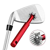 Yandu Golf Cleaner Golf Club Groove Sharpener for all Irons Pitching Sand Lob