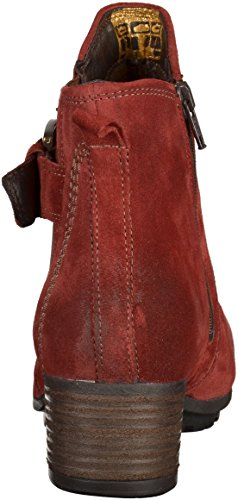 Josef Seibel Tracy 07 Damen Halbschaft Stiefel Rot (388 carmin)
