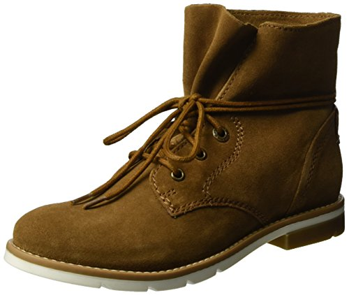 s.Oliver Damen 25203 Chukka Boots Braun (COGNAC 305)