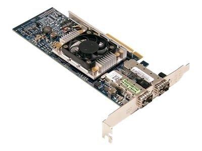 Dell 540-BBGS Adaptador y Tarjeta de Red Ethernet/Fiber 10000 Mbit/s Interno - Accesorio de Red (Interno, Alámbrico, PCI Express, Ethernet/Fiber, 1000