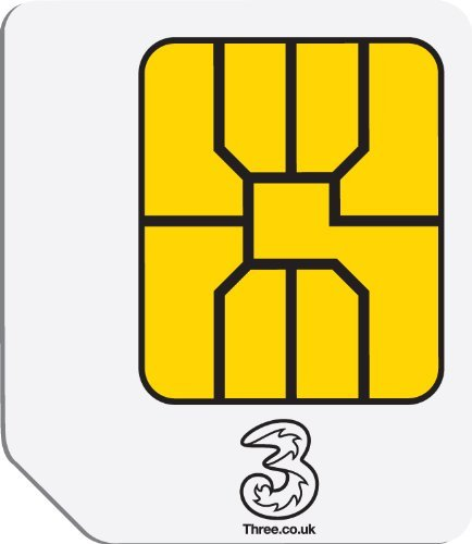 3 Original Broadband Ready to Go Preloaded Data Sim Card for Mobile Devices – PARENT ASIN