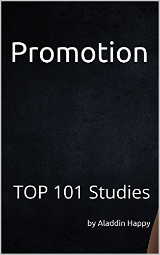 Promotion: TOP 101 easy, short, real, actionable promotion ...