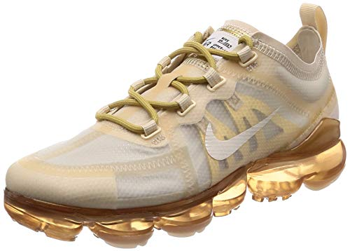 detailed look 9ed84 981c4 Nike Women s s WMNS Air Vapormax 2019 Track   Field Shoes Multicolour  (Cream Sail